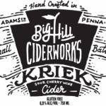 Big Hill Kriek