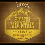 Founders Sumatra Mountain Brown